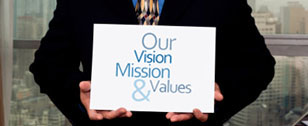 Vision, Mission, and Values